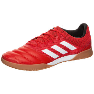 Copa 20.3 Sala Indoor Fußballschuh Herren, rot / weiß, zoom bei OUTFITTER Online