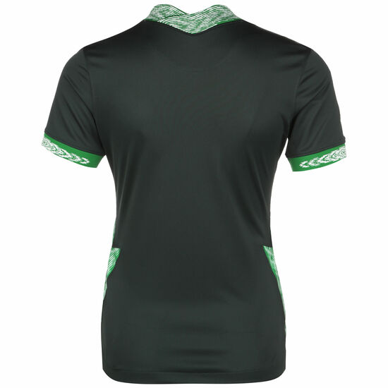 Nigeria Trikot Away Stadium Damen, dunkelblau / grün, zoom bei OUTFITTER Online