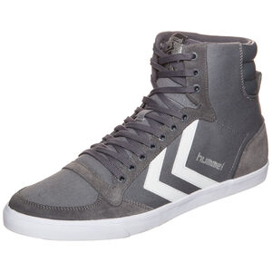 Slimmer Stadil High Sneaker, Grau, zoom bei OUTFITTER Online
