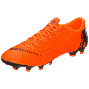 Mercurial Vapor XII Academy MG Fußballschuh Herren, Orange, zoom bei OUTFITTER Online