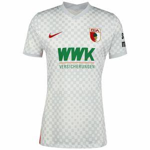 FC Augsburg Trikot Away 2021/2022 Herren, weiß / hellgrau, zoom bei OUTFITTER Online