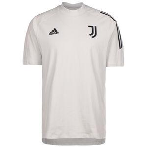 Juventus Turin T-Shirt Herren, hellgrau / dunkelblau, zoom bei OUTFITTER Online