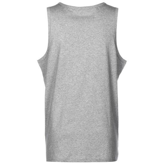 Sportswear Tanktop Herren, grau / schwarz, zoom bei OUTFITTER Online