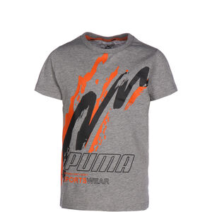 Alpha Holiday T-Shirt Kinder, grau, zoom bei OUTFITTER Online