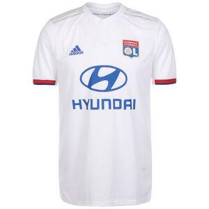 Olympique Lyon Trikot Home 2019/2020 Herren, weiß / blau, zoom bei OUTFITTER Online