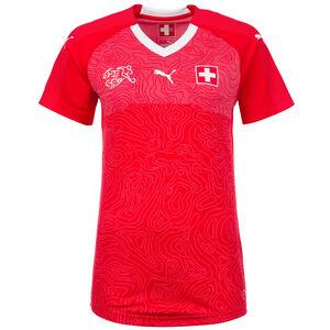 Schweiz Trikot Home WM 2018 Damen, Rot, zoom bei OUTFITTER Online