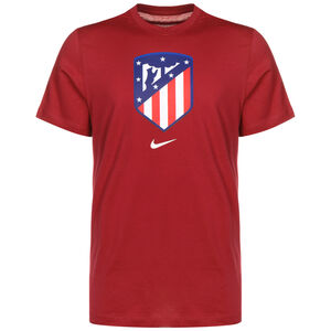 Atletico Madrid Evergreen Crest T-Shirt Herren, rot, zoom bei OUTFITTER Online