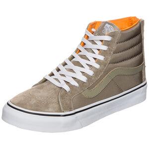 Sk8-Hi Slim Zip Sneaker Damen, Beige, zoom bei OUTFITTER Online