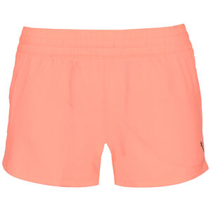 Performance Woven Trainingsshorts Damen, apricot, zoom bei OUTFITTER Online