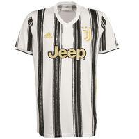 Juventus Turin Trikot Home 2020/2021 Herren, weiß / schwarz, zoom bei OUTFITTER Online