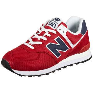 ML574-D Sneaker Herren, rot, zoom bei OUTFITTER Online