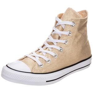 Chuck Taylor All Star High Sneaker Damen, Gold, zoom bei OUTFITTER Online