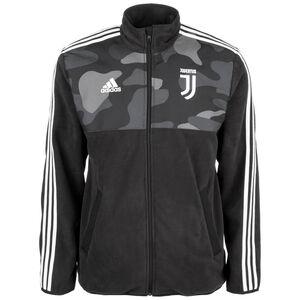 Juventus Turin Fleece Jacke Herren, schwarz, zoom bei OUTFITTER Online