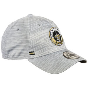 39THIRTY NFL New Orleans Saints On-Field Sideline Road Cap, grau / schwarz, zoom bei OUTFITTER Online