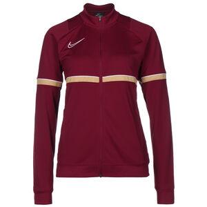 Academy 21 Dry Trainingsjacke Damen, rot / gold, zoom bei OUTFITTER Online