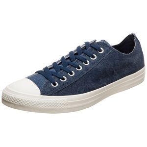 Chuck Taylor All Star OX Sneaker, dunkelblau / weiß, zoom bei OUTFITTER Online