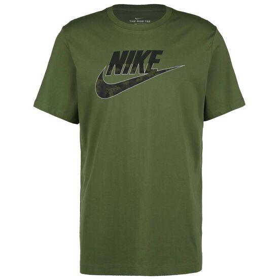 Sportswear Camo T-Shirt Herren, grün, zoom bei OUTFITTER Online