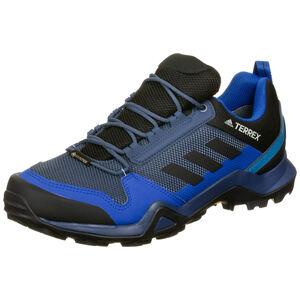 Terrex AX3 GTX Trail Laufschuh Herren, schwarz / blau, zoom bei OUTFITTER Online
