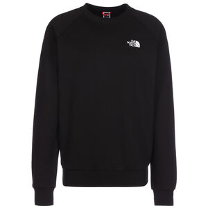 Raglan Red Box Crew Sweatshirt Herren, schwarz, zoom bei OUTFITTER Online