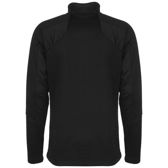 Half Zip Midlayer Trainingssweat Herren, schwarz, zoom bei OUTFITTER Online