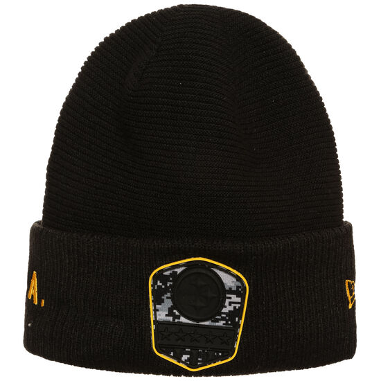 NFL Pittsburgh Steelers Salute To Service Beanie, , zoom bei OUTFITTER Online