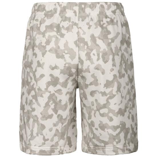 Club French Terry Shorts Herren, weiß / beige, zoom bei OUTFITTER Online