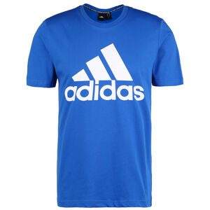 Must Haves Badge of Sport T-Shirt Herren, blau, zoom bei OUTFITTER Online