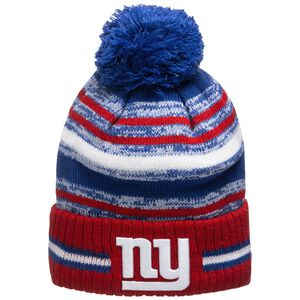 NFL New York Giants Sideline Bobble Knit Mütze, , zoom bei OUTFITTER Online