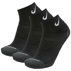 Everyday Max Cushioned Socken, schwarz / weiß, zoom bei OUTFITTER Online
