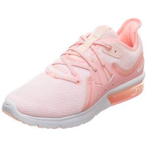 Air Max Sequent 3 Laufschuh Damen, Pink, zoom bei OUTFITTER Online