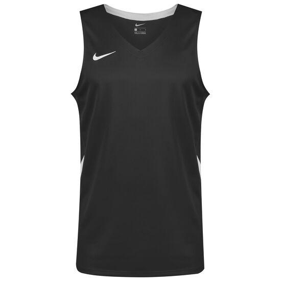 Team Stock 20 Basketballtrikot Herren, schwarz / weiß, zoom bei OUTFITTER Online