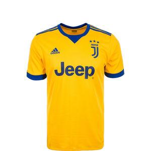Juventus Turin Trikot Away 2017/2018 Kinder, Gelb, zoom bei OUTFITTER Online