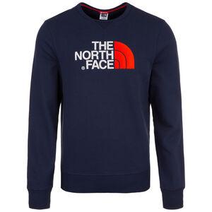 Drew Peak Crew Sweatshirt Herren, dunkelblau / rot, zoom bei OUTFITTER Online