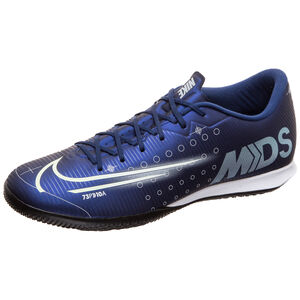 Mercurial Vapor 13 Academy MDS Indoor Fußballschuh Herren, blau / gelb, zoom bei OUTFITTER Online