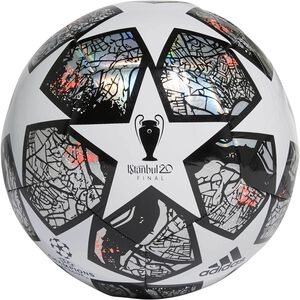 Champions League UCL Finale Istanbul Replica Fußball, weiß / bunt, zoom bei OUTFITTER Online