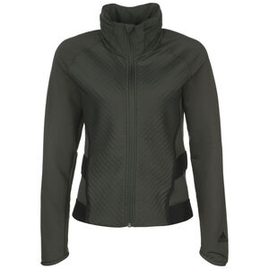Cold.Ready Trainingsjacke Damen, oliv, zoom bei OUTFITTER Online