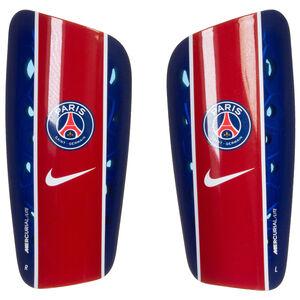 Paris St.-Germain Mercurial Lite Schienbeinschoner, dunkelblau / rot, zoom bei OUTFITTER Online
