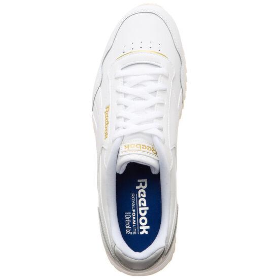 Royal Glide Sneaker Herren, weiß / gold, zoom bei OUTFITTER Online