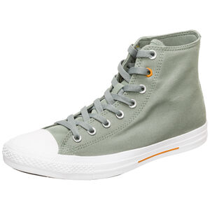 Chuck Taylor All Star High Sneaker Herren, oliv / orange, zoom bei OUTFITTER Online