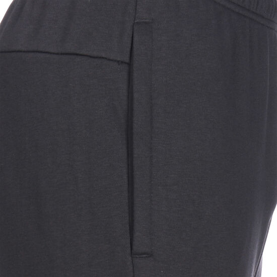 Essentials Linear Tapered Jogginghose Herren, schwarz / weiß, zoom bei OUTFITTER Online