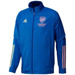 FC Arsenal Trainingsjacke Herren, blau, zoom bei OUTFITTER Online