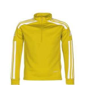 Squadra 21 Trainingssweat Kinder, gelb / weiß, zoom bei OUTFITTER Online