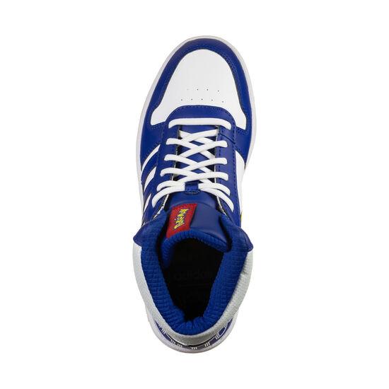 Hoops Mid 2.0 Sneaker Kinder, weiß / blau, zoom bei OUTFITTER Online