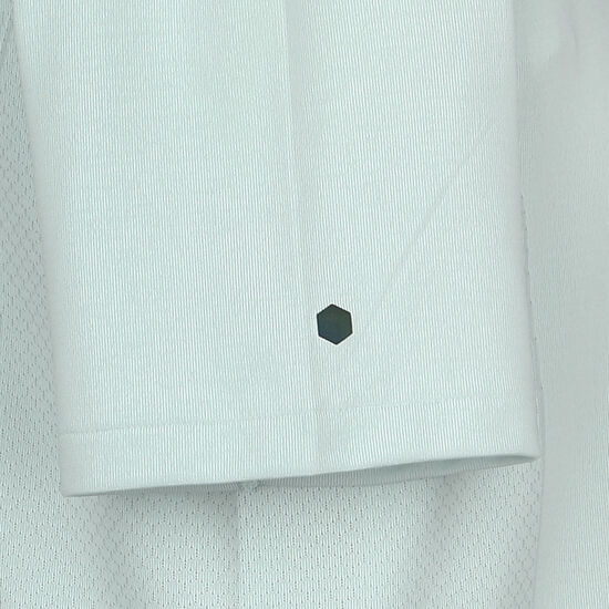 Rush Seamless Fitted Trainingsshirt Herren, mint, zoom bei OUTFITTER Online