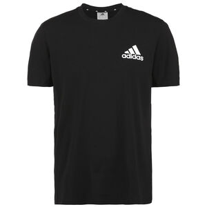 Designed To Move AEROREADY Trainingsshirt Herren, schwarz, zoom bei OUTFITTER Online