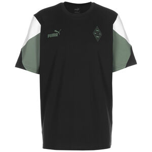 Borussia Mönchengladbach FtblCulture T-Shirt Herren, schwarz / grün, zoom bei OUTFITTER Online