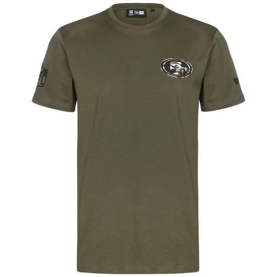 NFL San Francisco 49ers Digi Camo T-Shirt Herren, dunkelgrün, zoom bei OUTFITTER Online