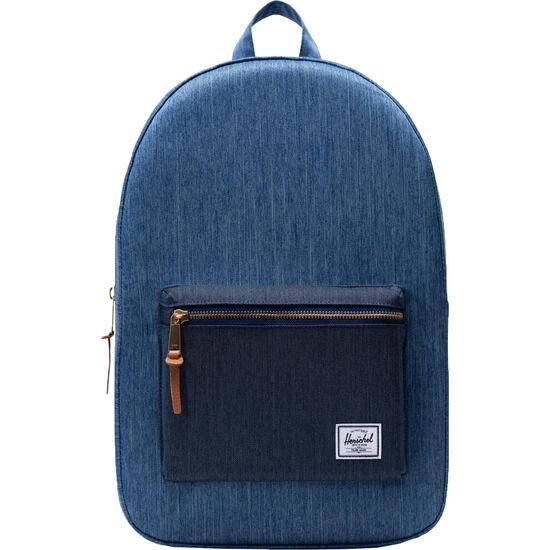 Classic Rucksack, blau / dunkelblau, zoom bei OUTFITTER Online