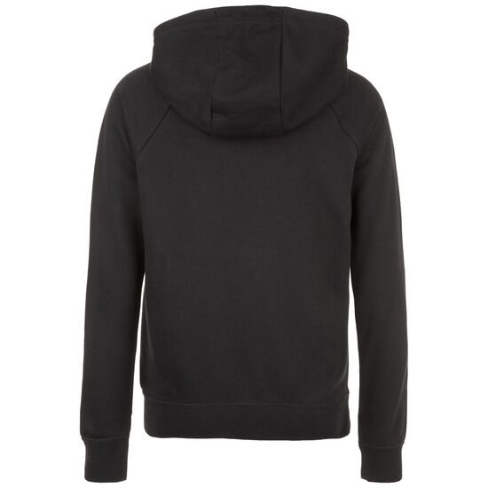 Essential Kapuzenpullover Damen, schwarz / weiß, zoom bei OUTFITTER Online