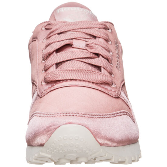 Classic Leather Satin Sneaker Damen, Pink, zoom bei OUTFITTER Online